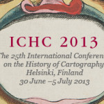 International Conference on the History of Cartography, 30 June –5 July 2013