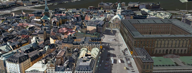 Virtual guide to Hedin archives in Stockholm