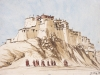 hedin-drawings-shigatse-dsong-tibet-1907-1925